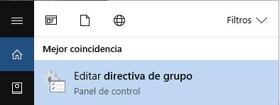 directiva de grupo