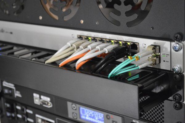 Switch para configurar VLAN